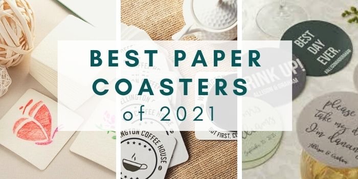 Best Paper Coasters of 2021