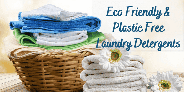 Best Plastic Free Laundry Detergents of 2021