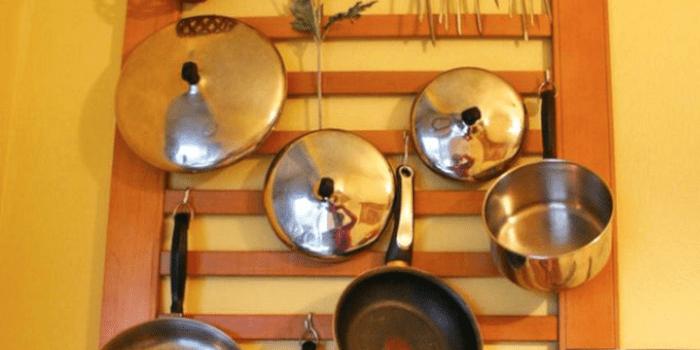 Create a kitchen organizer