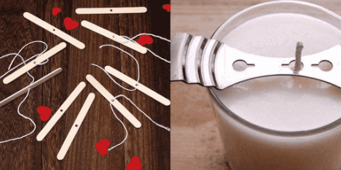 EWONICE Complete DIY Candle Making Kit