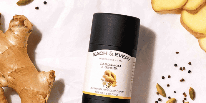 Each & Every Worry-Free Deodorant