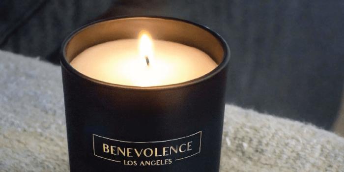 Luxury Soy Wax Candle