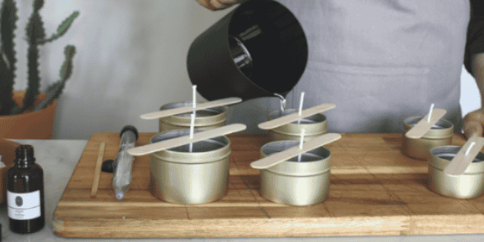 Soy Candle Making Tips