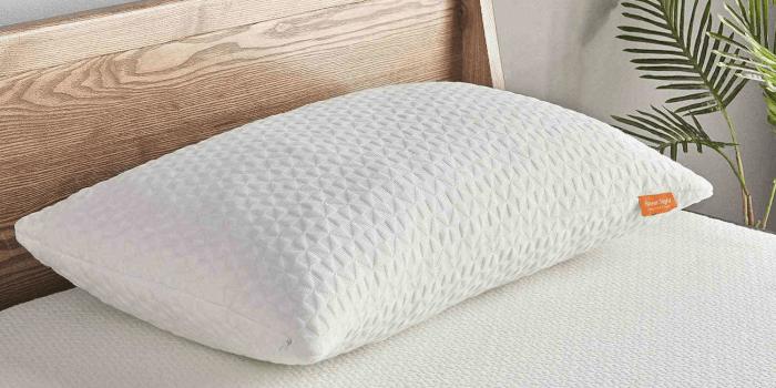 The Best Bamboo Memory Foam Pillow