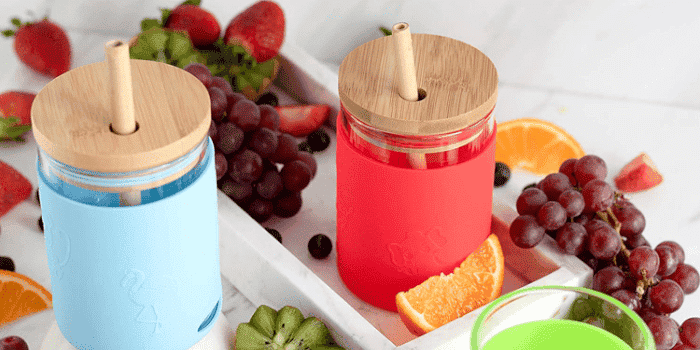 What Are Eco Friendly Sippy Cups Made from