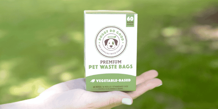 #1 Doggy Do Good Biodegradable Poop Bags