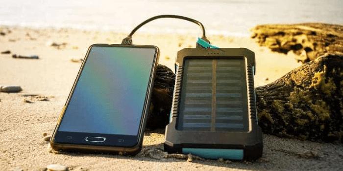 #1 Qi-Wireless Charger 10000 mAh