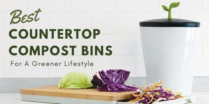 11 Best Countertop Compost Bins For A Greener Lifestyle