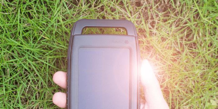 #5 Nekteck Solar Charger