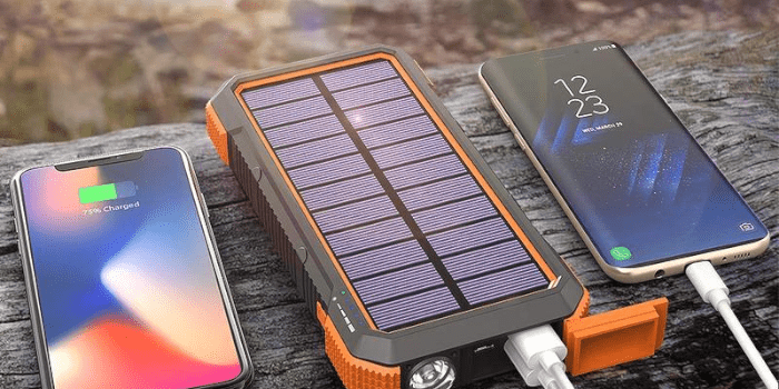 Are Solar Powered Power Banks Any Good