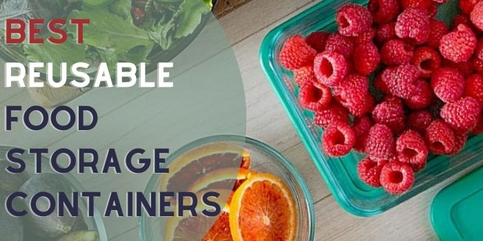 Best Reusable Food Storage Containers