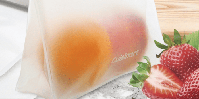 Cuisinart Silicone Storage Bags