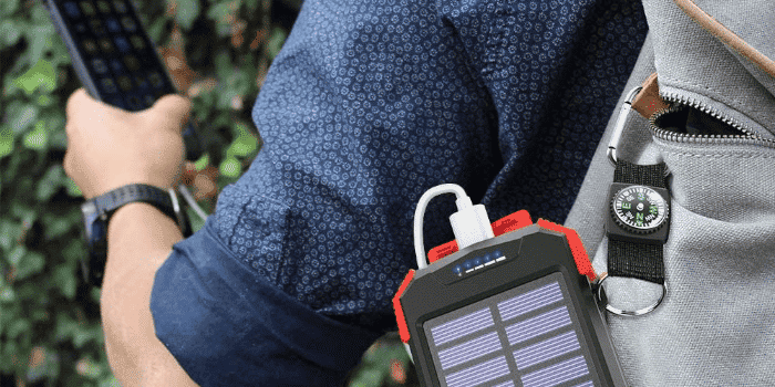 How Does A Solar Power Bank Work