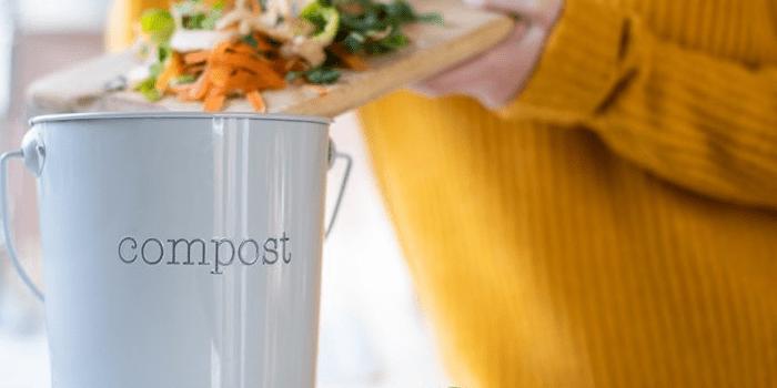 Kitchen Counter Compost Bin