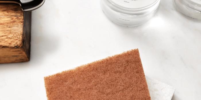 Natural Plant Based Scrub Sponge