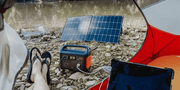 Things To Consider Before Buying Portable Solar Powered Generator
