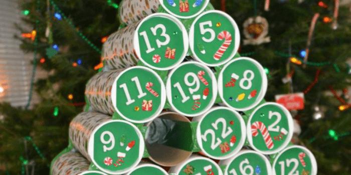Avent christmas calendar
