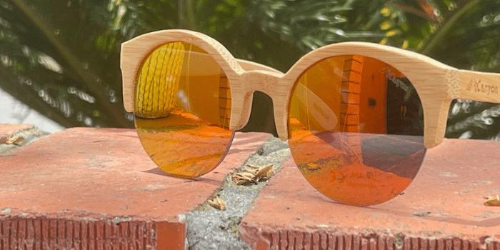 Canyon Tara Handmade Sunglasses