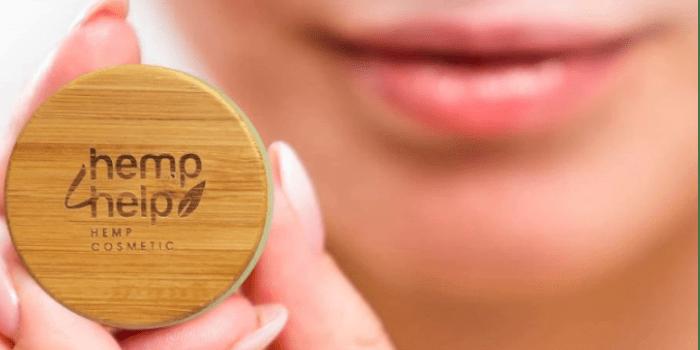 Hemp4Help's 100% Natural Moisturising Organic Hemp Lip Balm