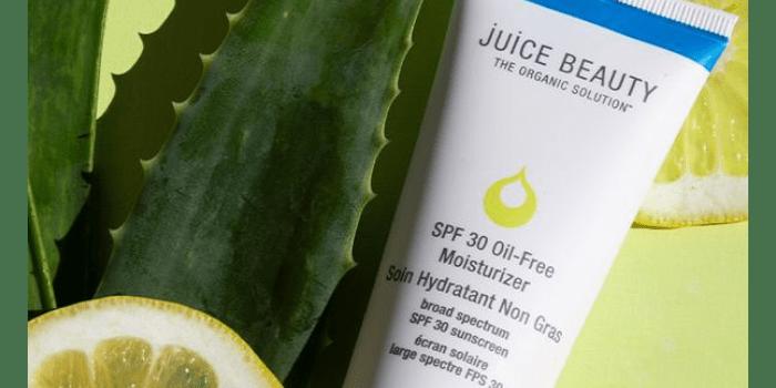 Juice Beauty SPF 30 Zinc Sunscreen