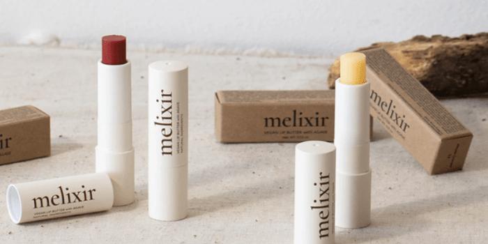 MELIXIR Vegan Lip Butter