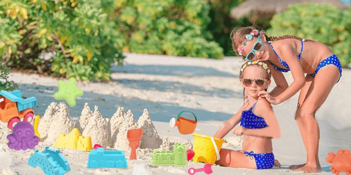 Simplenice Beach Toys