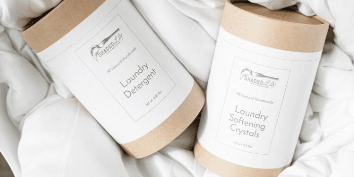 Fabric Softener Crystals - Best Scented Natural Fabric Softener