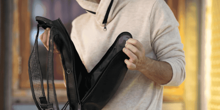 Hiking Backpack - Top Sustainable Rubber Backpack