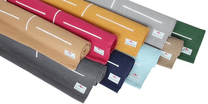 Yarn Yoga Mat - Best Hand Woven Yoga Mats